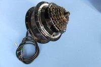 Free Shipping Brushless Hub Motor 36V 350W for Rear Wheel