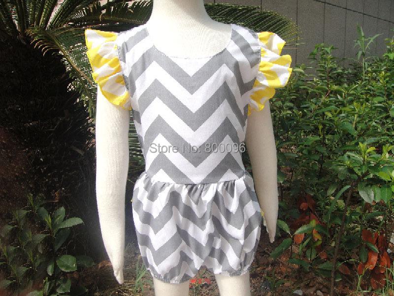 Hot sale Chevron Jumping Baby girls Romper Newborn Shortalls Baby Clothes Toddler Overalls Babywear KP-CBR008<br><br>Aliexpress