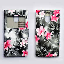 Buy New Xiaomi Redmi Note 4X Flower Pattern Single Window Flip PU Leather Case Cover for $3.32 in AliExpress store