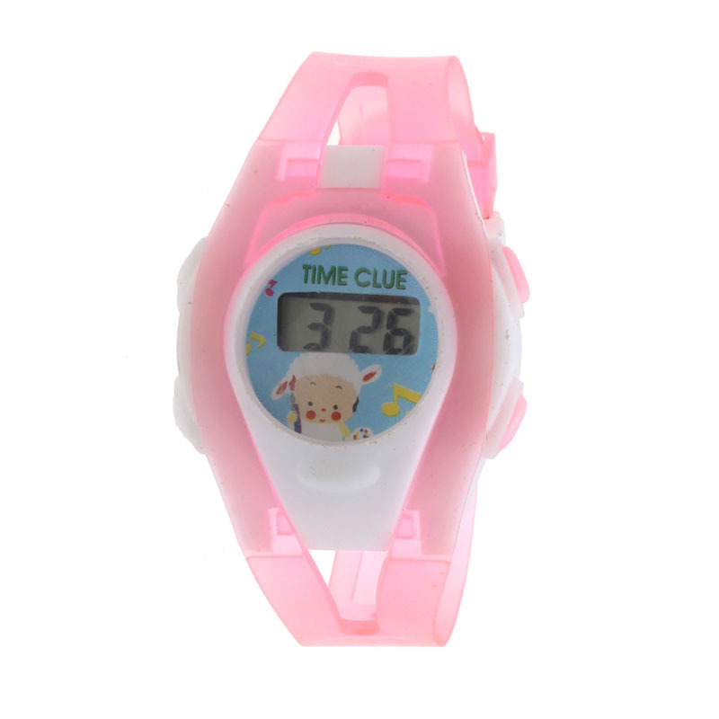 2015 Candy Colors! Gifts Angles, Boy Girl Student Sport Watches Time Electronic Digital Kids Clocks 5 Colors Cute Reloj - Rainbow International Trade Co.,LTD store