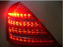 Tail lamp Taillight For MERCEDES S CLASS W221 10 11 12 Led Tail Light(China (Mainland))