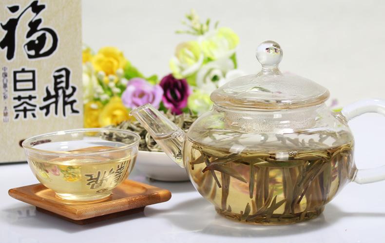 Вязаный чай 250 ,  Baihao Yingzheng,  100%