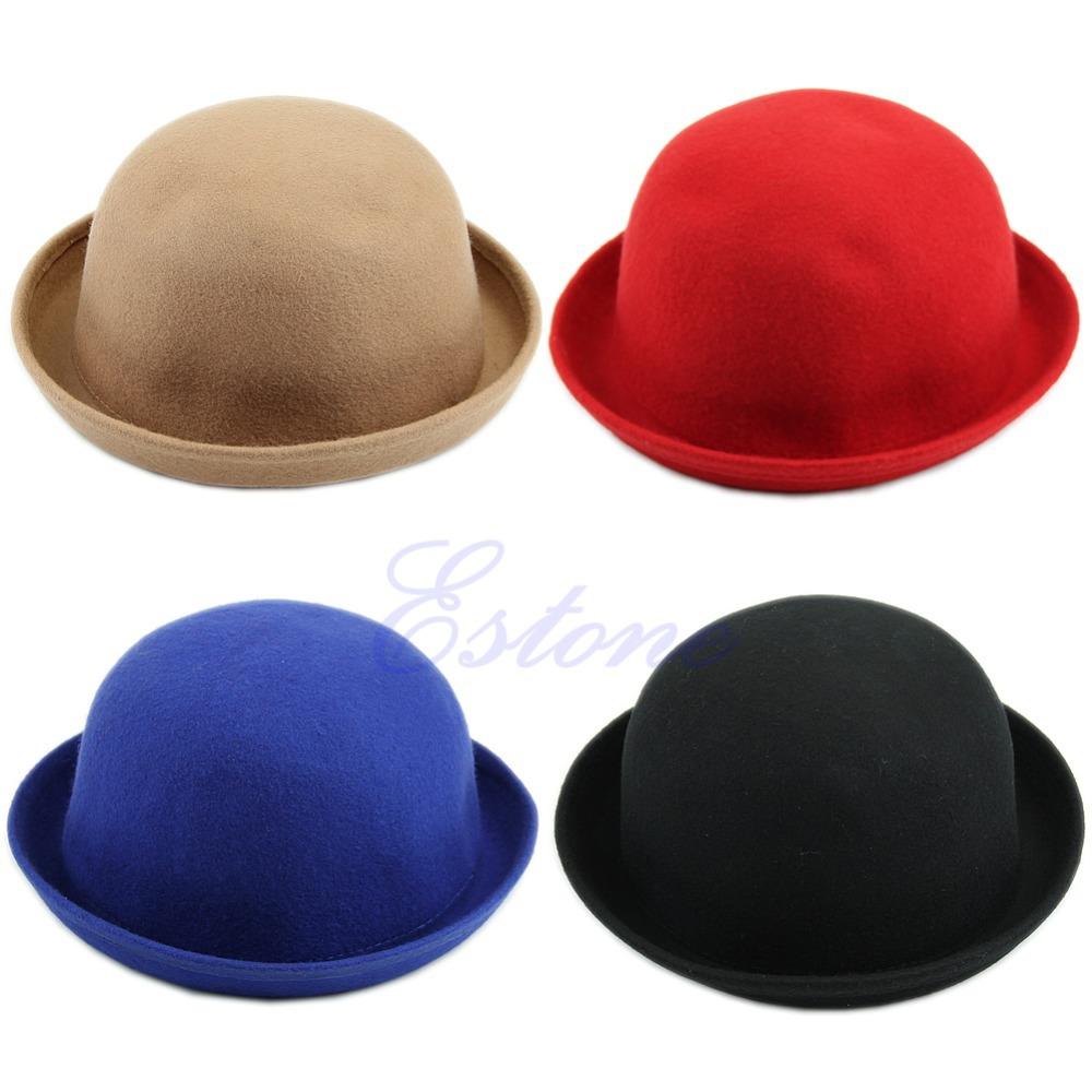 Женская фетровая шляпа Cloche C3107-BK женская фетровая шляпа brand new 2015 fedora cloche hat cap 6 bm890