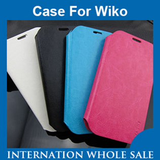 100pcs/lot Leather Case For Micromax A111,Special Design Product For Micromax A111!!!(China (Mainland))