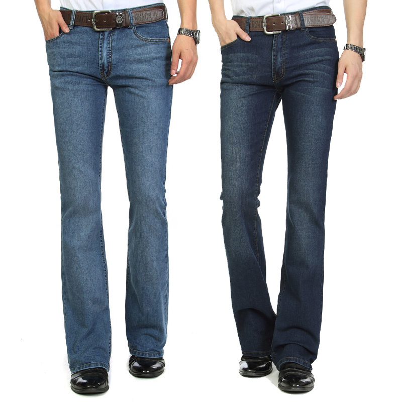 Slim bootcut jeans mens – Global fashion jeans models