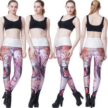 The new star digital printing and tiger Hunter sexy Leggings Leggings eBay source