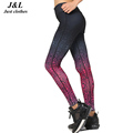2016 Woman Fitness Leggings Pants Side Pocket Slim Trouser Pants Female Casual Splice Workout Legging Elastic Sporting Legging
