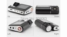 i1000 Car DVR Dual Lens Car DVR Car Black Box with Rear View Camera H 264
