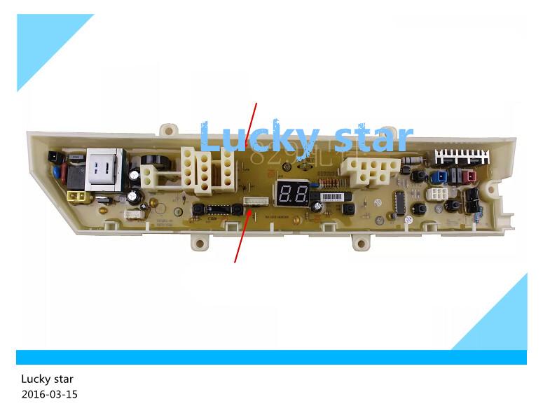 95% new  washing machine board For samsung xqb70-q85s mfs-xqb7q85-00 ON SALE<br><br>Aliexpress
