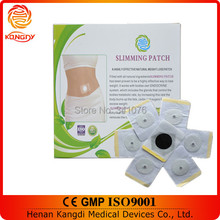 2014 New Slim Patch 7 9cm Weight Loss Patch Health Care Slim Efficacy with magnet Strong