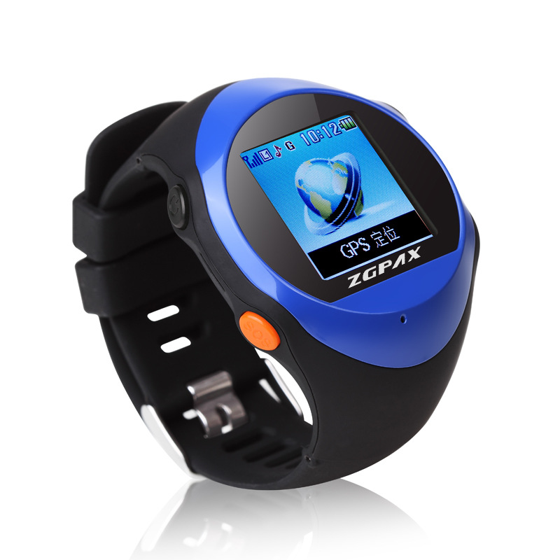 PG88 GPS Tracker Smart Watch for the Elderly Kids SOS Security GPS 2G GSM Remote Monitoring watch(China (Mainland))
