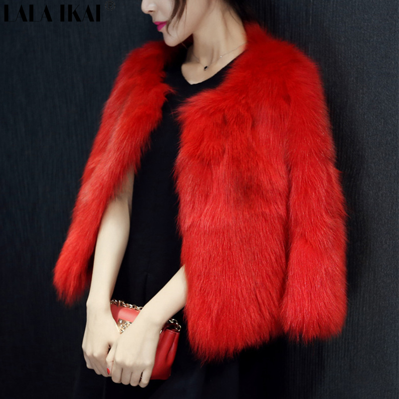 Red Fur Coat Images - Reverse Search