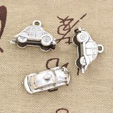 Buy 99Cents 4pcs Charms 3D car 23*15mm Antique Making pendant fit,Vintage Tibetan Silver,DIY bracelet necklace for $1.00 in AliExpress store