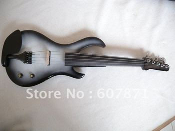 guitar neck 4/4 Full Size New Electric violin Powerful Sound silent High quality #17