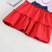 Платье для девочек NOVATX pepa nova peppa roupa infantil baby H5648D