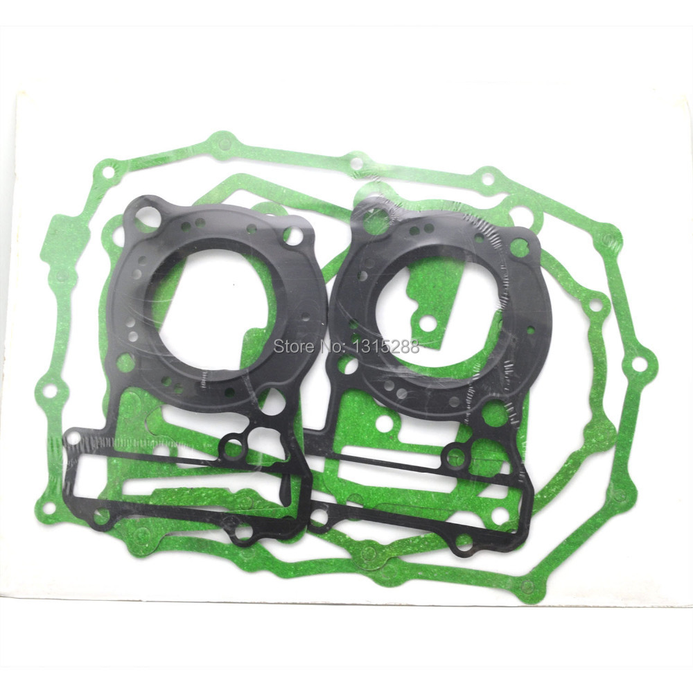 Motorcycle Parts Head Cylinder gaskets Engine Startor Cover Gasket Kit for Honda Bros 400 600 replacement(China (Mainland))