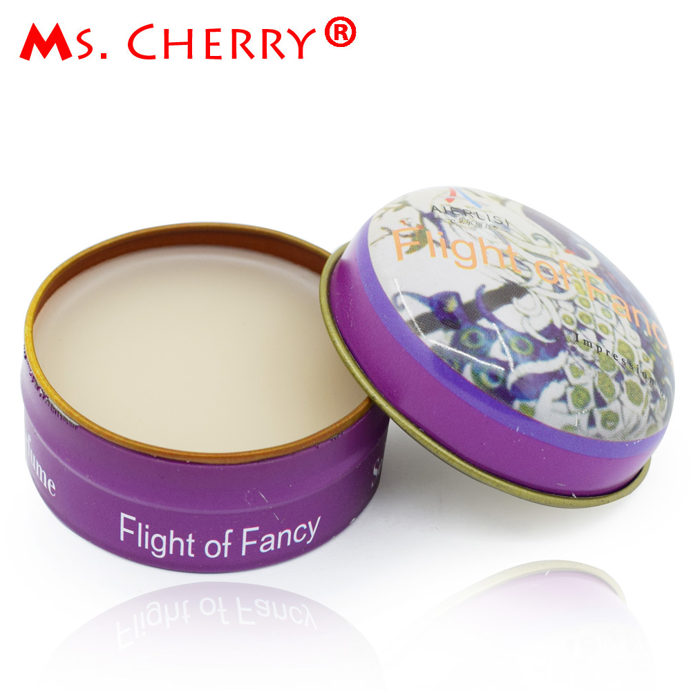 Portable Solid Perfume 15ml for Men Women Original Deodorant Non-alcoholic Fragrance Cream MH011-19(China (Mainland))