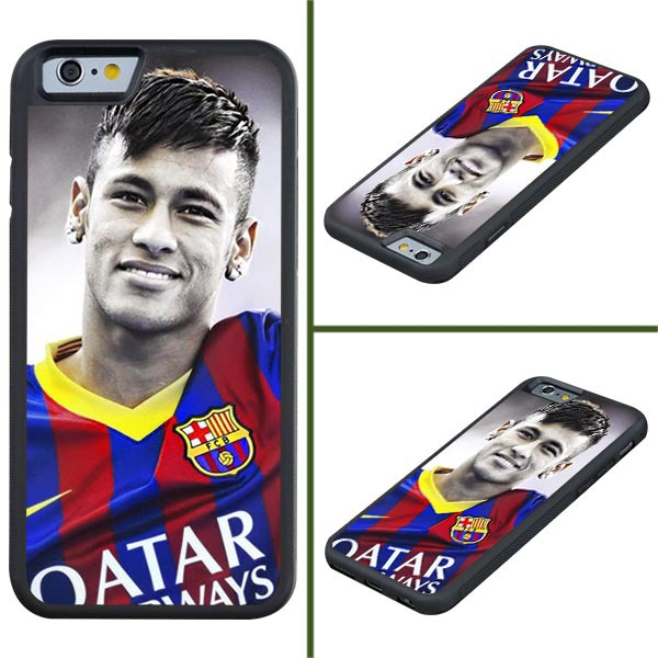 2015 For iPhone 6 cover case Custom Soccer FC star image(China (Mainland))