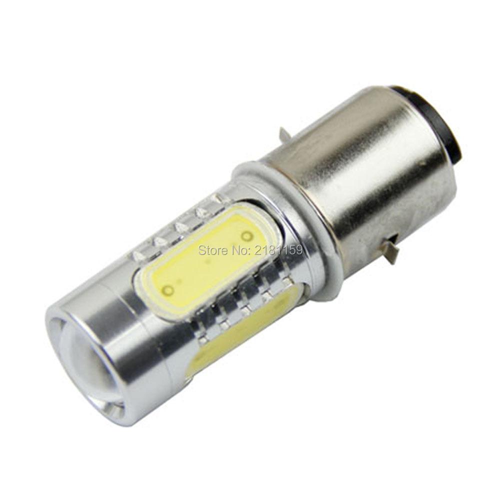 2Pcs free shipping car led lights source BA20D good quality bulbs DC12V canbus car-styling external lamps festoon reading lights(China (Mainland))
