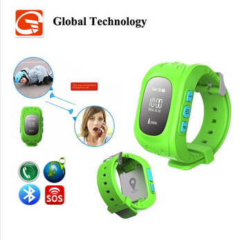 New Mini GPS Tracker Smart Watches For Kids SOS Emergency Two Way Communication With Smart Mobile App(China (Mainland))