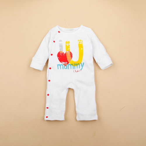 Hot sale new Baby Boy girls rompers Newborn Infant autumn