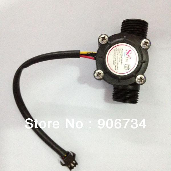 Water Flow Sensor Flowmeter Hall Water Control 1-30L/min 2.0MPa Flow  Meter Water Sensor Hot New<br><br>Aliexpress