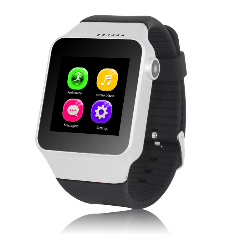 2G Sim Card Android Watch Phone ISO And Android Wear Smart Watch Bluetooth Smartwatch Reloj Inteligente