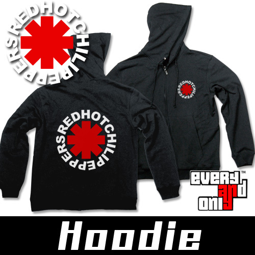 Red hot chili peppers chili pepper peppers asterisk logo sweatshirt outerwear hoodies(China (Mainland))