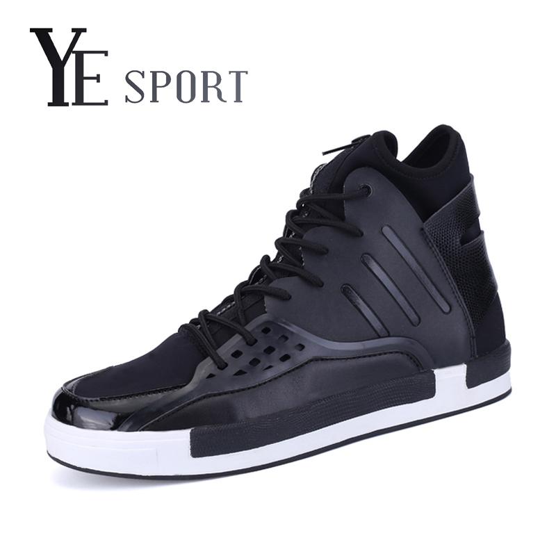 YE Sport High Top Sneakers Men Skateboard Shoes Breathable Shoes Sport Mens Trainers Skateboarding Shoes Scarpe Uomo Sportive<br><br>Aliexpress