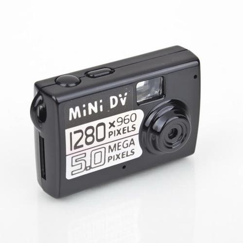 High Quality Camera Black Mini Hidden DV DVR Video Motion Detection Sound Camera Recorder Webcam Funny(China (Mainland))