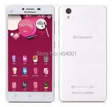 Original Lenovo A858T MTK6732 Quad Core Mobile Phone 4G FDD LTE 1.5GHz 5.0″1280X720 Android 4.4 1GB RAM 8GB ROM 3G GPS Wendy