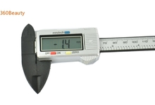 2015 Hot Sale Rushed Ferramentas Calipers New Paquimetro Digital Useful 6 quot 150 Mm Caliper Vernier
