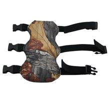 Hunting Archery Front Arm Protector for Outdoor Compound Bow and Arrows Shooters