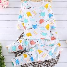 2016 new arrival baby girls and boys clothing long sleeve Print sleepwear suits spring/autumn Infant cotton cartoon clothes   23(China (Mainland))