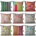 2016 Fashion Style Creative Pattern Home Decorative Printed Sofa Cushion Throw Pillowcase Cojines Almofada