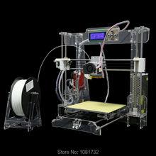 2016 Newest Hot Sale Good Quality Precision Reprap Prusa i3 DIY 3D Printer Kit With 1