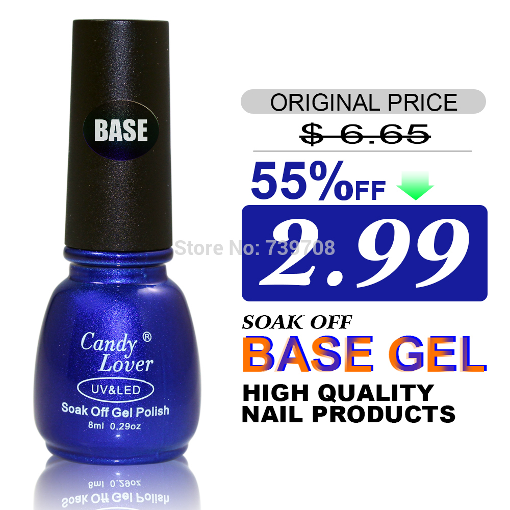Primer Time-limited 55%OFF Top Quality UV Gel Nail...