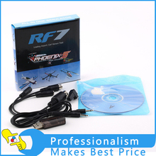 the newest 22 in 1 USB Simulator Cable for RC Realflight G7.0 G6.5/G5.5 G5 /Phoenix 5.0(China (Mainland))