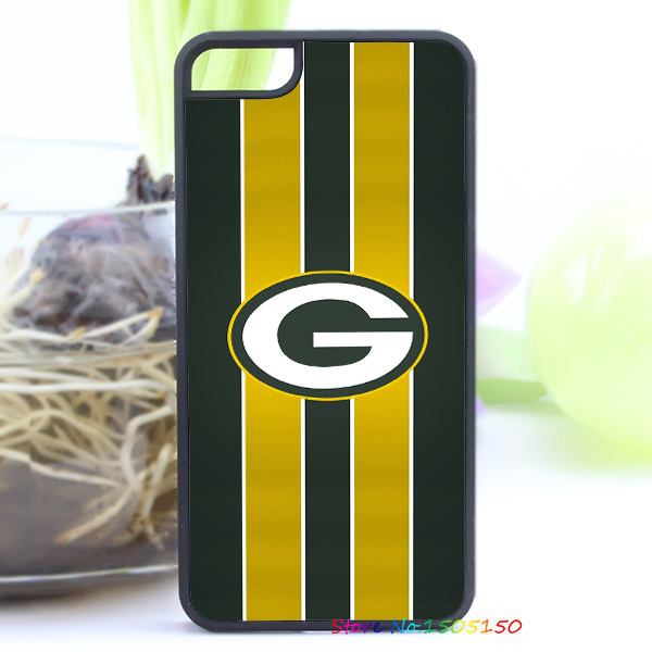 green bay packers logo fashion cover case for iphone 4 4S 5 5S SE 5C 6 6S 6plus & 6s Plus #3334(China (Mainland))