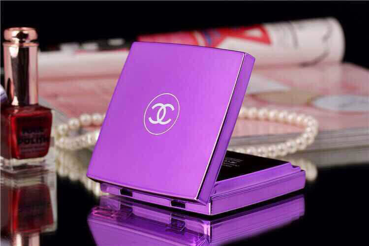 FASHION OEM Sexy Channel Cosmetic Mirror 8800MAH Power Bank External Battery Charger Superspeed Charge(China (Mainland))