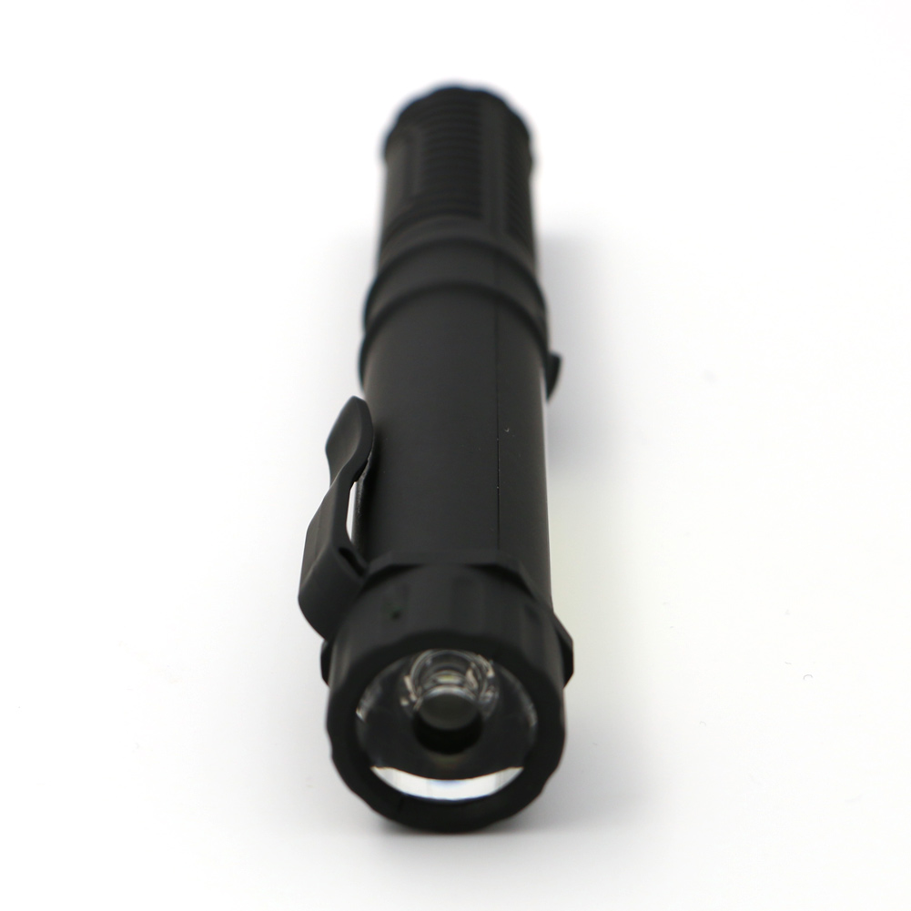 Portable COB LED 3 Color Flashlight Torch Multifunction Work light Sport Light With Magnetic Clip For Camping Outdoor