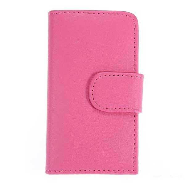Gaston Wallet PU Leather Credit Card Holder Pouch Case For iPhone 4 4S(China (Mainland))