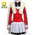 Love Live Cosplay love live School Idol Project Honoka Kousaka Cosplay Girls School Uniform Costume Japanese