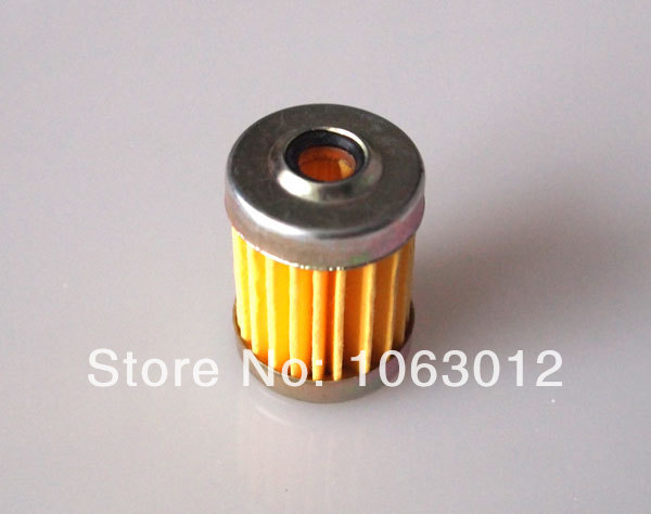 New 2014 motorcycle oil filter fuel filter for YBR125SP JYM125-5/6 Yamaha gas filter oil filter motorcycle accessories parts(China (Mainland))