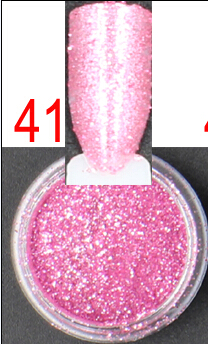 2.5g/pot,rouge pink, Nails Glitters Acrylic Powder Dust For Nail Art Tips for Nails Accessories.BNG02041(China (Mainland))