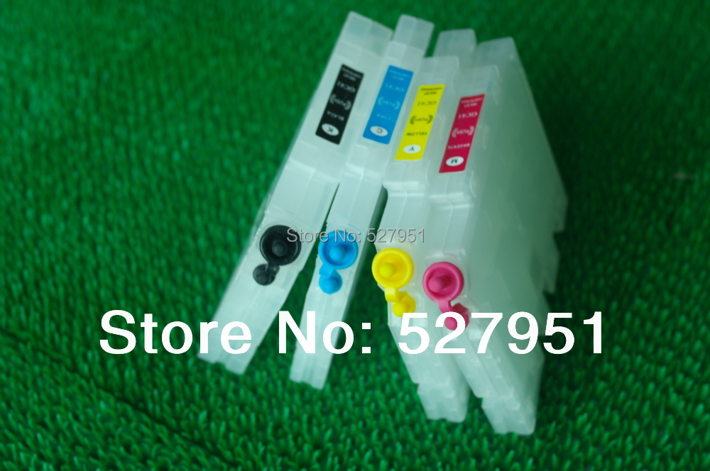 2500 pages refillable ink cartridge for Ricoh GC-41 With Auto Reset Chip(China (Mainland))