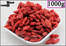 1000g Super Grade Goji Berry Organic Dried Wolfberry Ning Xia Goji Berry 1KG 2 2LB Chinese