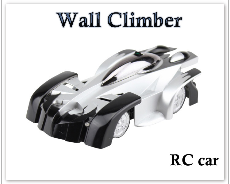 Novelty Toy RC Car Wall Climber Ceiling Climbing Car RC Electric Toys Anti Zero Gravity Stunt Car Lucky Boy 9920C 9920E FSWB(China (Mainland))