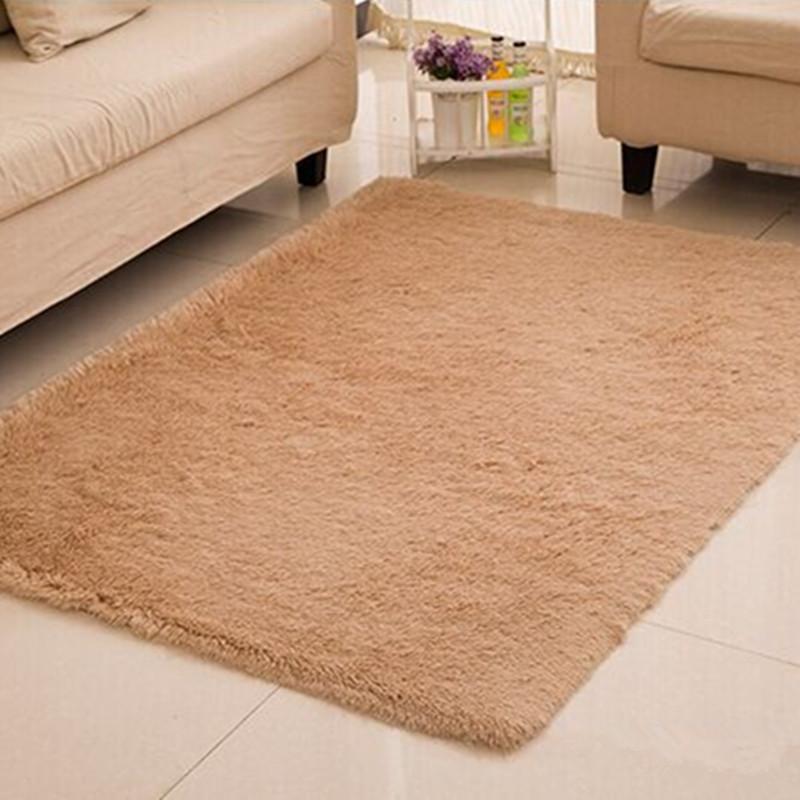 Home textile living room carpet big size mat long hair bedroom carpet tea table carpet bedroom mat 140*200cm carpet morden brief(China (Mainland))