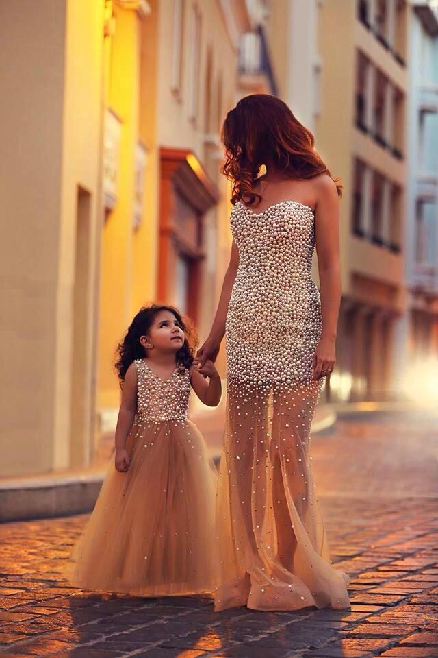 Nouvelle tendance enfants robe de soir e perle tulle perl - Bon de reduction trend corner ...